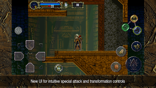 Castlevania: Symphony of the Night apktram screenshots 3