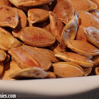 How to Roast Pumpkin Seeds.