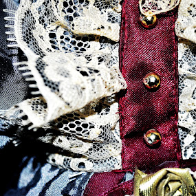 Victorian Lace by Amy-louise Maszuchin - Artistic Objects Clothing & Accessories ( old, fashion, victorian, beauty, antique )
