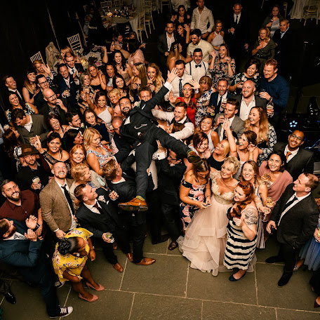 Wedding photographer Darren Gair (darrengair). Photo of 28.01.2018