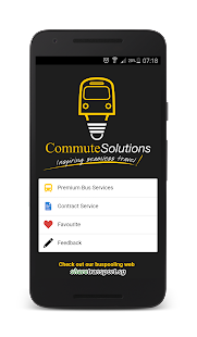Commute Solutions- screenshot thumbnail