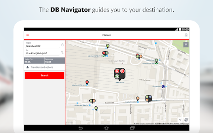 DB Navigator Screenshot 1