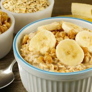Banana Walnut Oatmeal Recipes