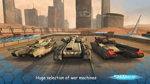 Future Tanks: Action Army Tank Games 3.60.2 de.gamequotes.net 2