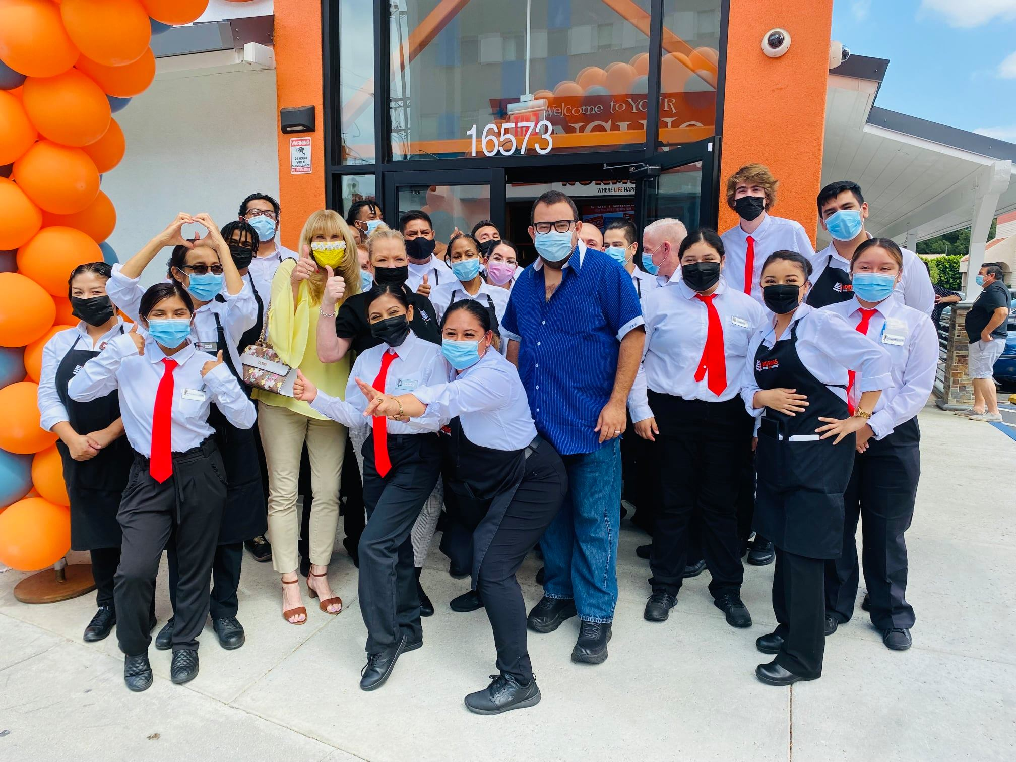 Norms Encino Grand Opening