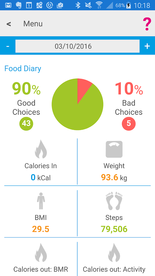 Activ8rlives⁴ Wellness & Food- screenshot
