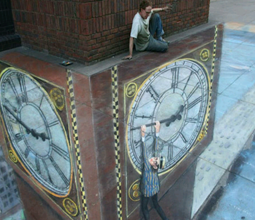 街头艺术3D