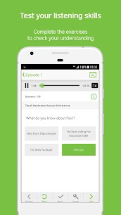 LearnEnglish Podcasts – Free English listeningApp Download For Android and iPhone 4