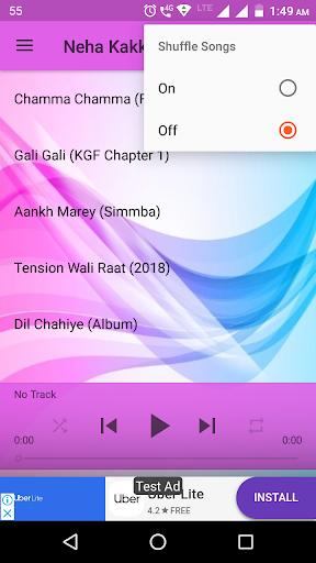 Neha Kakkar Songs 2.1 screenshots 3