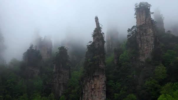 Montanhas Avatar