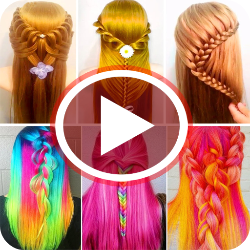 Best Hairstyle Videos Tutorial Apps On Google Play