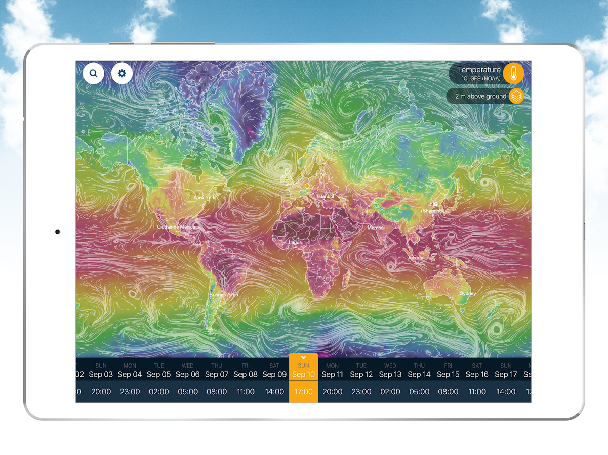Ventusky Weather Maps  Apps on Google Play