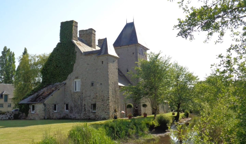 Manor Saint-Jean-de-Daye