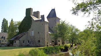 manoir à Saint-Jean-de-Daye (50)