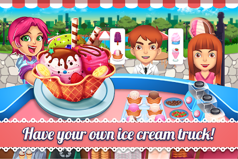 my ice cream shop time management game apps on google play