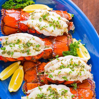 Broiled Lobster Tails Recipe + How to Butterfly (VIDEO).