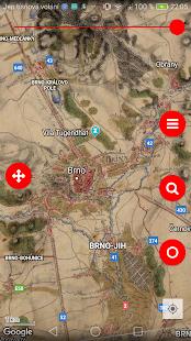 Vetus Maps - náhled
