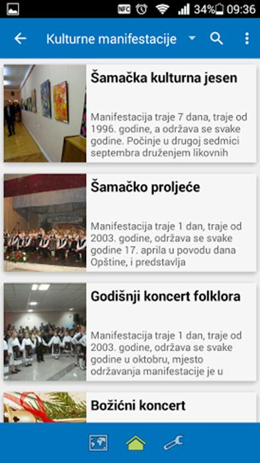 Samac Travel Guide- screenshot
