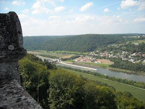 Photo: The Danube at Kelheim