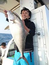 Photo: いいサイズだー! 3kgオーバーのネリゴキャッチ!