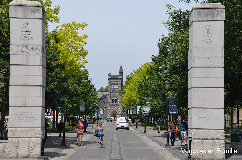 Université college street