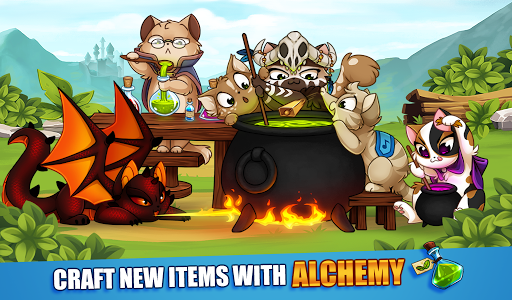 Castle Cats: Epic Story Quests  {cheat|hack|gameplay|apk mod|resources generator} 4
