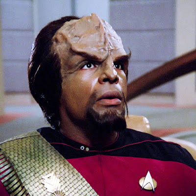 There's a new Klingon opera in the works