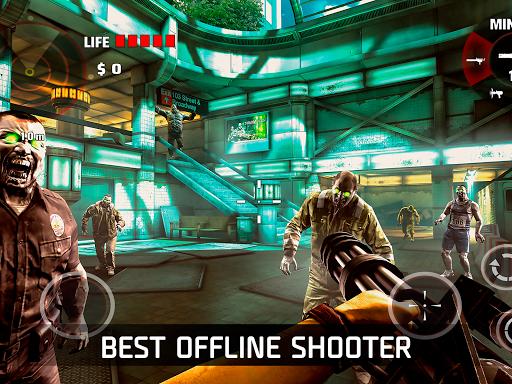 DEAD TRIGGER - Offline Zombie Shooter 2.0.0 screenshots 8