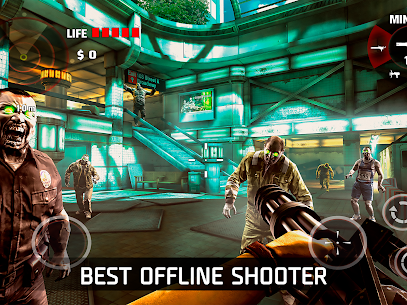 DEAD TRIGGER MOD APK 2.0.1 [Unlimted Money] 8