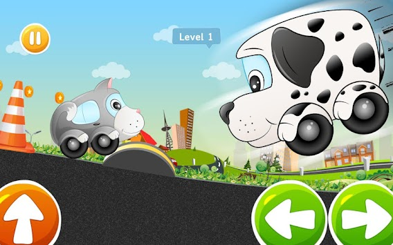 Kids Car Racing game – Beepzz apk screenshot