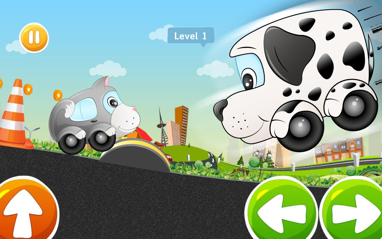 Детей гоночная игра – Beepzz