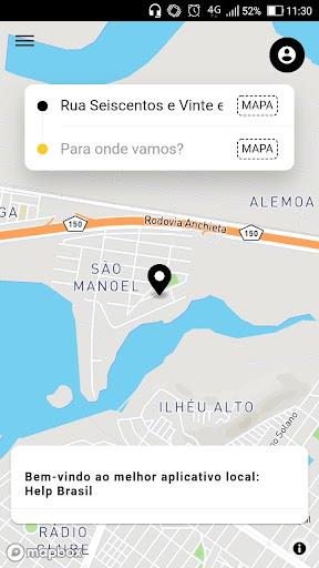Help Brasil - Passageiros screenshot 4