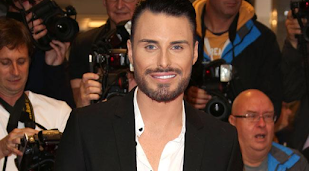 Rylan Clark-Neal stole jumpsuit from Crystal Maze