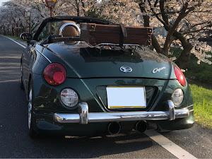 コペン L880K H16年式タンレザーエディションのカスタム事例画像 aoyamaさんの2020年04月07日20:13の投稿
