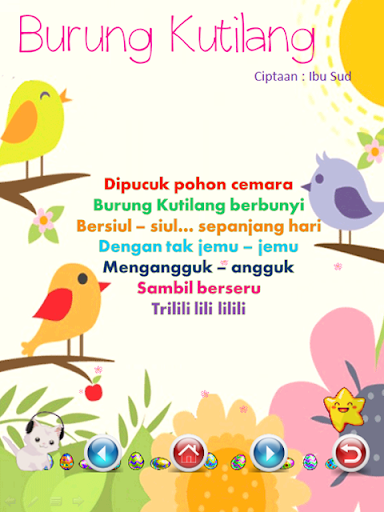 Indonesian Children's Songs  screenshots 1