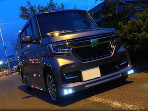 Nボックスカスタム JF4 G・L たーぼ ほんだ せんしんぐ_4WDのカスタム事例画像 azum!xさんの2019年11月17日03:50の投稿