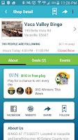 Screenshot of dealsnapt