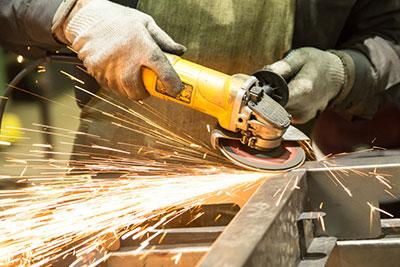 How to Use your Diamond Blade with an Angle Grinder