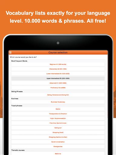 Learn Chinese Words Free 2.6.2 screenshots 9