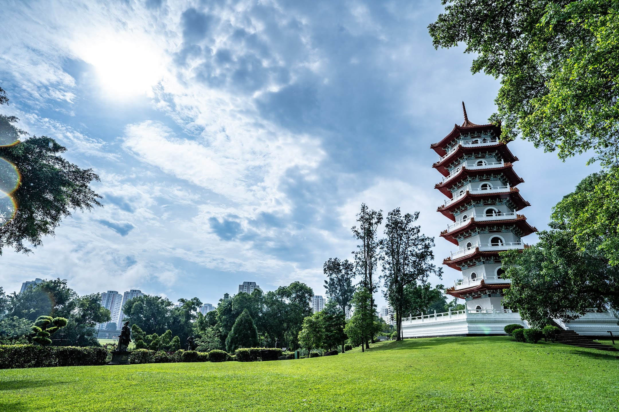 シンガポール チャイニーズ・ガーデン (Chinese Garden) 2