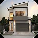 2 Floor Minimalist House Design icon