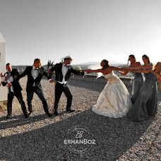 Wedding photographer Erhan Boz (erhanboz). Photo of 04.02.2017