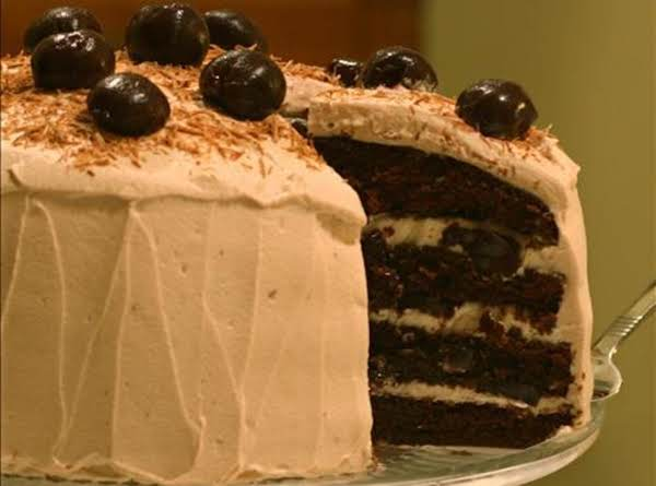Authentic German Black Forest Cake Recipe