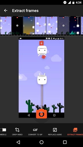 AZ Screen Recorder - No Root 4.9.5 screenshots 8