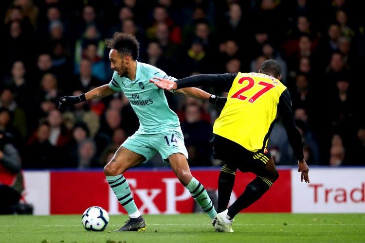 Rattrapé au score, Arsenal cale sur la pelouse de Watford