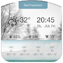 3D Daily Weather Forecast Free icon
