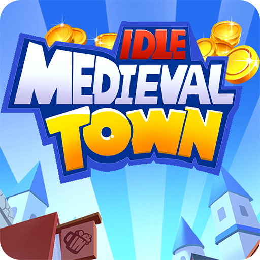 Idle Medieval Town - Tycoon, Clicker, Medieval Icon