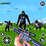 Monster Gorilla Hunter – Sniper Shooting Game MOD APK 1.3 (Unlimited Money)