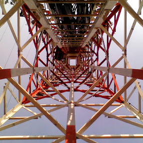 from the bottom by Wahyu Jr. Abadi - Instagram & Mobile Other ( tower, bottom, mobile,  )