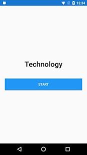 Technology QUIZ - náhled